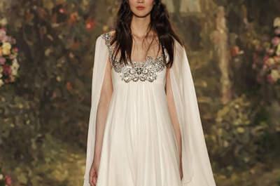 Свадебные платья с глубоким вырезом 2016: неповторимый образ