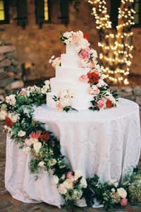 Bloemenslingers op je bruiloft in 2017