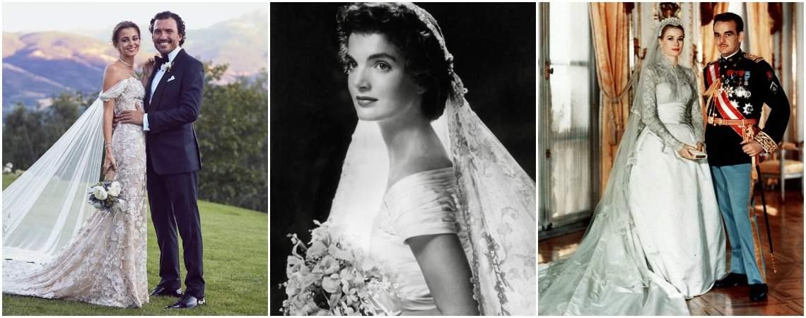 20 mariées inoubliables : ces célébrités qui sont entrées dans l'histoire