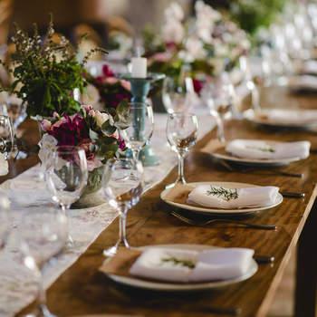 Centro de mesa 2017: seu casamento com as últimas tendências!