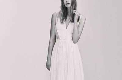 Vestidos de novia 2017. Encantadores diseños, ¡no te los pierdas!