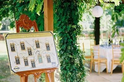 Retro, Farben, Hochzeitsglück: So integrieren Sie schicke Retro-Elemente in Ihre Hochzeit!