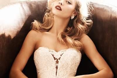 69 vestidos de novia sexys para 2016, ¡no lo dudes!