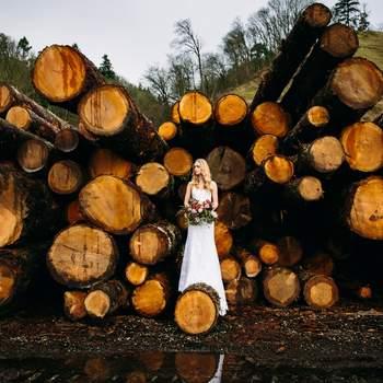Un mariage dans la forêt : De magnifiques inspirations pour votre joli jour!