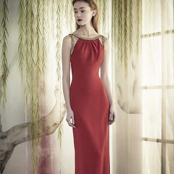 Vestidos de fiesta rojos 2016: Un look de invitada perfecto