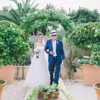 Decoración de boda al aire libre 2017. ¡Inspírate con estas mágicas ideas!