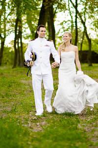 Ślub jak z prawdziwej amerykańskiej komedii romantycznej!