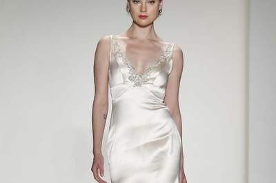 Los 83 vestidos de novia más sexy para 2015: Muéstrate tal y como eres
