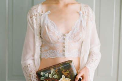 Lencería para novias - Leighton Collection