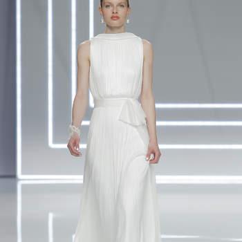 Vestidos de novia corte imperio 2017: ¡Para todo tipo de mujeres!