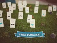 Finden Sie Ihre passende Sitzordnung!