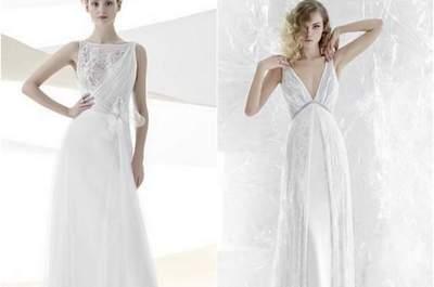 Gli 80 abiti da sposa più sexy per il 2015: pronta a lasciarlo senza fiato?