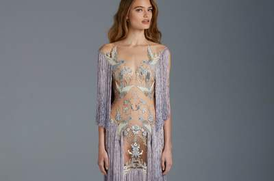 Paolo Sebastian 2015-16 Spring/Summmer Couture: Nightingale Collection