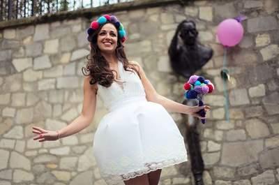 20 robes de mariées pas comme les autres pour 2016 !