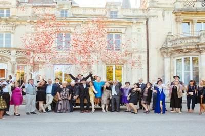 The Great Gatsby stijl voor jouw bruiloft: laat je inspireren!