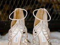 Wybierz luksusowe buty weselne od Jimmy Choo 2016