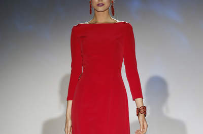 Be the perfectly dressed guest: elegant and stylish evening dresses 2016