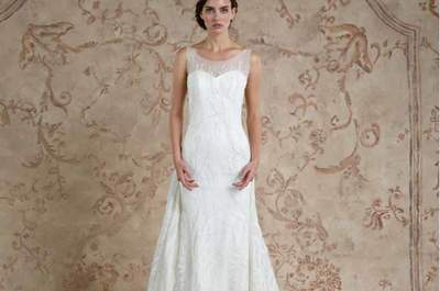 100 wedding dresses from international designers: 100 different styles! Which one will you choose?