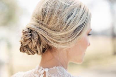 Entdecken Sie die besten Hochsteckfrisuren für die Braut 2017! 30 zauberhafte Stylingideen