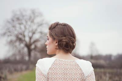 Robes de mariée Aurélia Hoang 2017 : une collection délicieusement folk