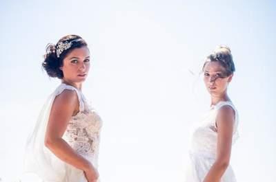 La collection de robes de mariée bohèmes de Jessica Martin pour 2017