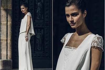 Свадебные платья с квадратным декольте 2016: познакомьтесь с нашими фаворитами