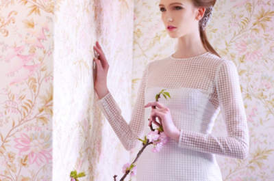 Don´t Call Me Cute: Stunning Short Wedding Dresses of 2015