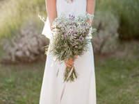 Свадебные букеты из диких цветов 2017