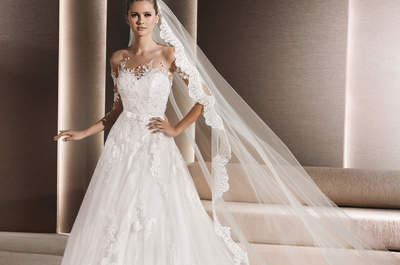 La Sposa 2017 Wedding Dress Collection: Classic Designs for a Modern Bride