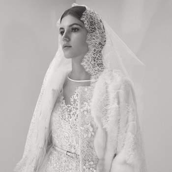 Robes de mariée Elie Saab Automne 2017 : un look haute couture