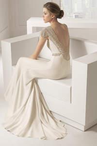 Vestidos de noiva elegantes 2015