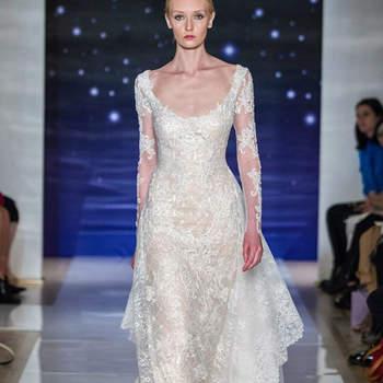 Reem Acra trouwjurken 2016: indrukwekkende ontwerpen!
