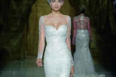 Die Brautmoden-Kollektion von Pronovias 2014