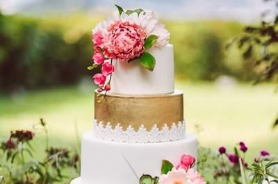 Bolos de casamento 2017: as tendências mais lindas e originais!