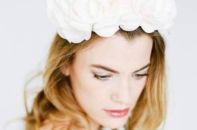 Brautfrisuren 2016 für lockiges Haar: Frisch, frech oder doch lieber verführerisch?