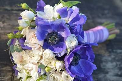 Najpiękniejsze bukiety ślubne na lato 2015! Wybierz swoją wymarzoną wiązankę!
