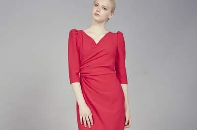 Pour votre robe de soirée, misez sur le rouge, une couleur intense et sexy en 2016