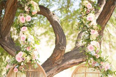 10 rincones originales para hacer tu boda aún más especial. ¡Toma nota!