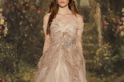Robes de mariée Jenny Packham 2016 : Des créations romantiques qui prêtent à la rêverie
