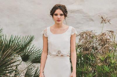 Diseñadores de vestidos de novia que no conocías: ¿Qué esperas para darle una oportunidad a uno de estos 55 diseños?