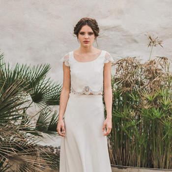 55 vestidos de noiva de marcas que provavelmente não conhecia. Do que está à espera para as descobrir?