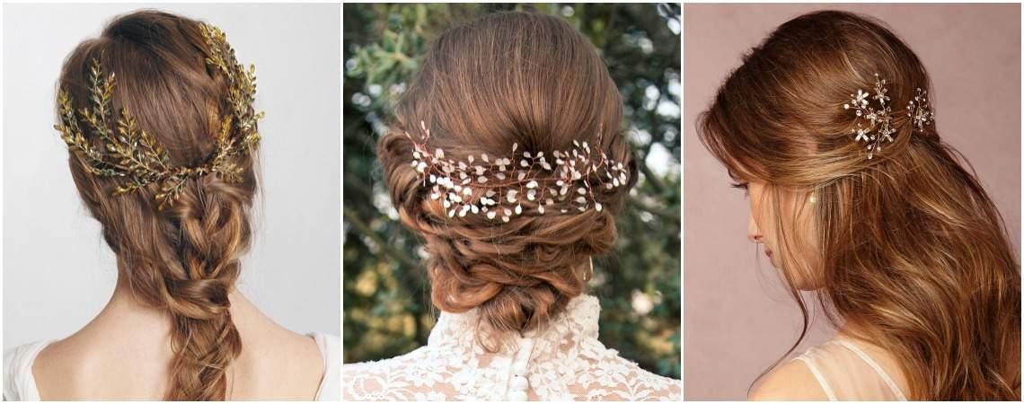 60 hinreißende Brautfrisuren 2016: So finden Sie für jeden Haartyp den perfekten Style!