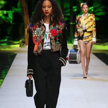 Milan Fashion Week Wiosna-Lato 2017.  Szczyptka wspaniałej włoskiej mody!