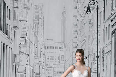 Don't Miss the New Justin Alexander 2017 Collection. Exquisite Designs for Every Bride!