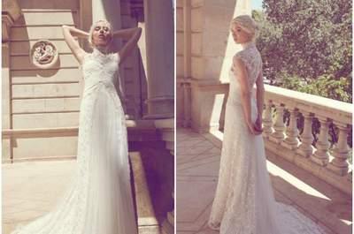 Vestidos de novia de José María Peiró: sinónimo de calidad y artesanía