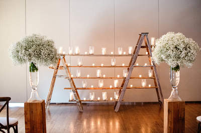 Decoração de casamento com velas 2017: encha seu grande dia de luz!