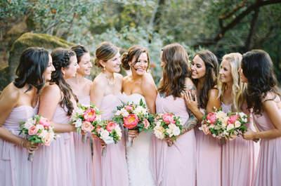 Azzurro Serenity e Rosa Quarzo: i colori del 2016 per decorare le tue nozze