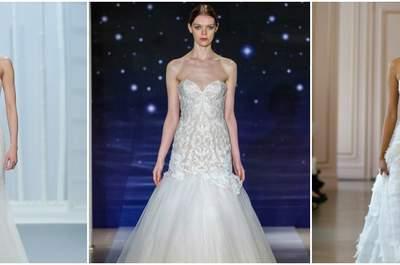 40 свадебных платьев с вырезом в форме сердца 2016