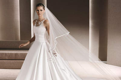 Os 99 vestidos de noiva mais espetaculares para 2016!