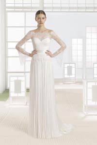 Vestidos de noiva com renda 2017: o tecido das noivas por excelência!